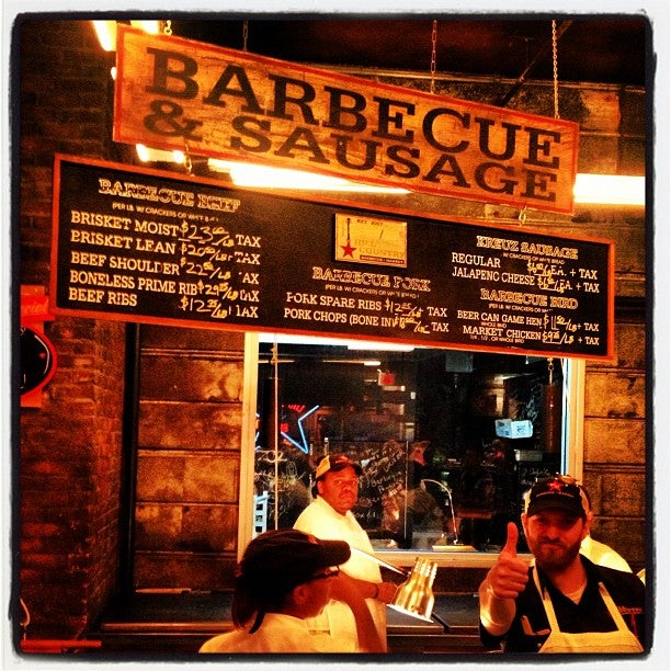 Hill Country Barbecue Market At 30 W 26th St (between