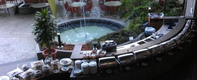 Photo taken at Amansari Residence Resort by Hairul B. on 8/8/2012