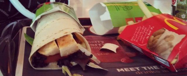 Photo taken at McDonald's by Tara C. on 4/24/2013