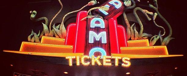 Photo taken at Alamo Drafthouse Cinema – Slaughter Lane by Sean L. on 1/7/2013