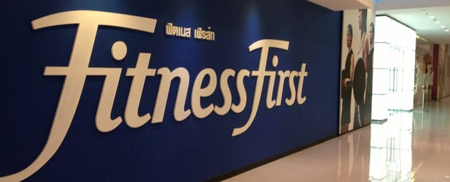 Photo taken at Fitness First (ฟิตเนส เฟิรส์ท) by Aarin Peter C. on 1/20/2013