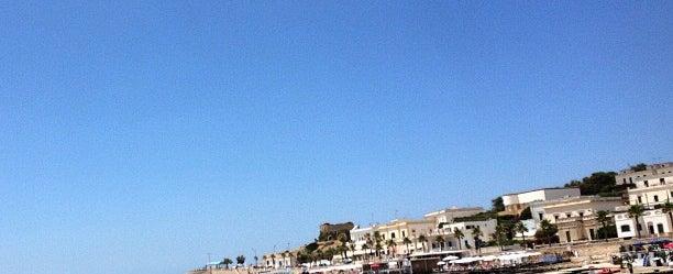 Photo taken at Porto di Leuca by Jules P. on 6/26/2013
