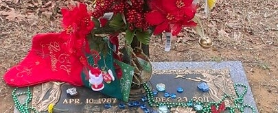 Photo taken at Skyview Memorial Gardens by Monica V. on 1/24/2013