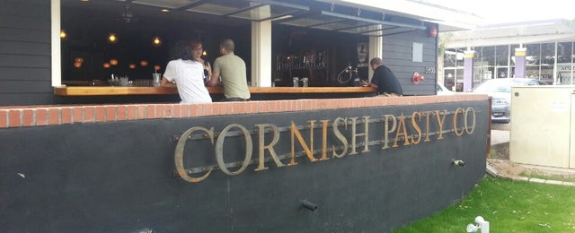 Photo taken at Cornish Pasty Co by Cristopher on 11/15/2013