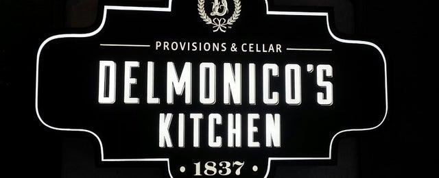 Photo taken at Delmonico's Kitchen by Tony L. on 6/22/2013