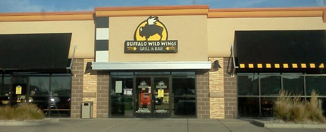 Photo taken at Buffalo Wild Wings by Melissa R. on 11/14/2012