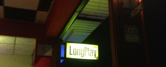 Photo taken at @longplay.. by Model on 10/28/2012