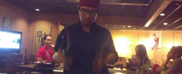 Photo taken at Sumo Japanese Steak House by Liz S. on 6/16/2013