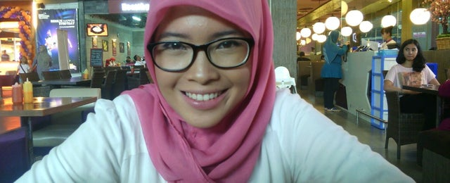 Photo taken at Solaria by Aditya A. on 2/14/2015