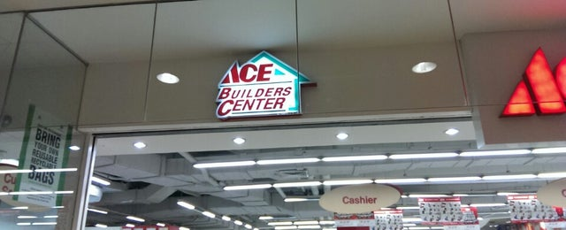 Photo taken at ACE Hardware by Florencio D. on 9/9/2013