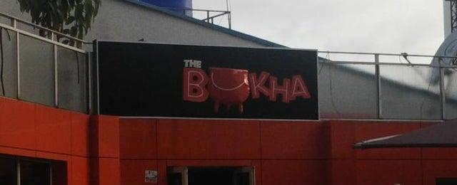 Photo taken at The Bukha by Dapo O. on 4/5/2014