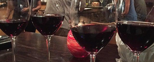 Photo taken at Bottega Wine Bar by Tamar F. on 10/22/2014