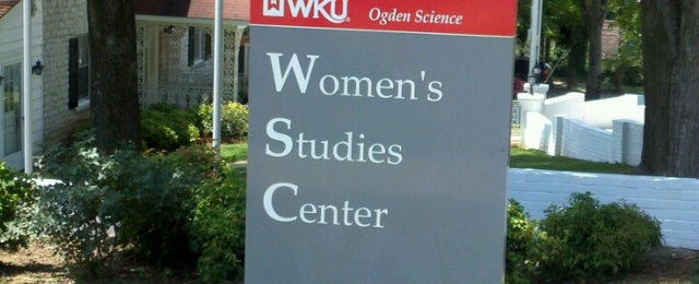 Photo taken at WKU Gender & Women's Studies by Phillip E. on 7/19/2012