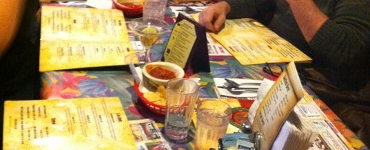 Photo taken at Maria's Mexican Restaurant by Joshua C. on 2/11/2012