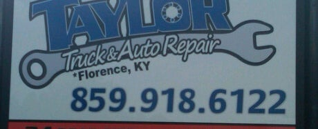 Photo taken at Taylor Truck & Auto Repair by Shannon T. on 6/24/2012