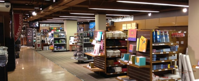 Photo taken at Iowa State University Book Store by Adam B. on 2/18/2012