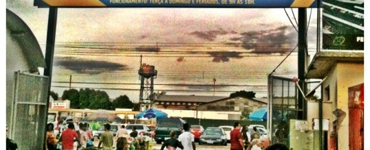 Photo taken at Feira dos Importados by Assis H. on 7/12/2012