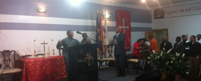 """Photo taken at Tabernacle of Praise Cathedral by Danah """"ICOF"""" G. on 10/16/2011"""
