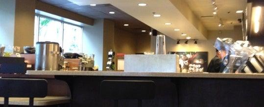 Photo taken at Starbucks by Jorge G. on 7/1/2012