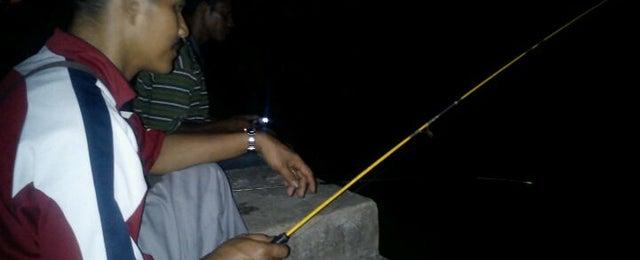 Photo taken at panggong sungai jorak by mohd l. on 5/5/2012