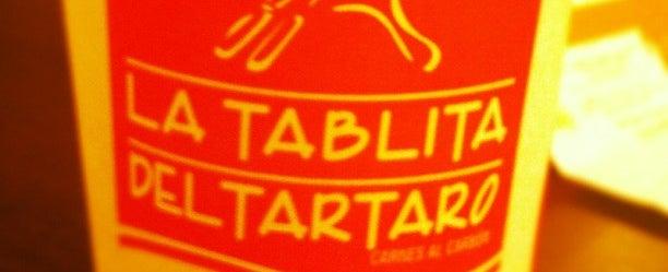 Photo taken at Tablita del Tartaro by Xavi on 7/6/2012