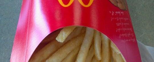 Photo taken at McDonald's by Megan C. on 3/22/2012