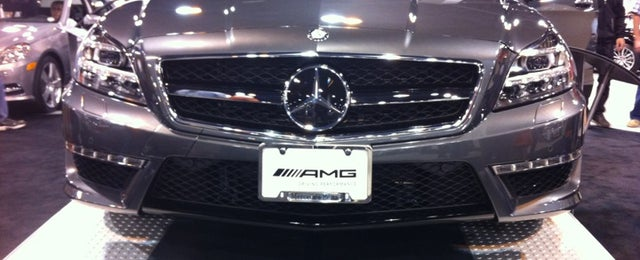 Photo taken at Mercedes @ Denver Auto Show by George M. on 3/24/2012