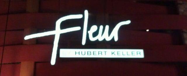 Photo taken at Fleur by Hubert Keller by Lauren B. on 2/15/2012