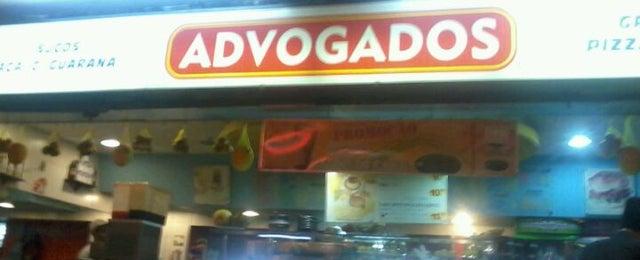Photo taken at Bar dos Advogados by Rodrigo V. on 4/26/2012