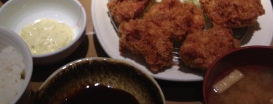 ごはん処 やよい軒 新宿百人町店 is one of 大久保周辺ランチマップ.
