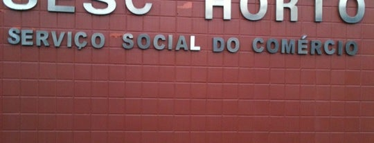 Sesc Horto is one of Top 10 favorites in Campo Grande, Brasil.