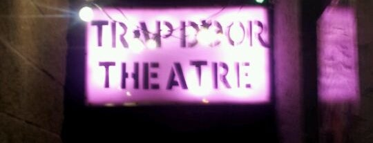 trap door theatre is one of Chicago.