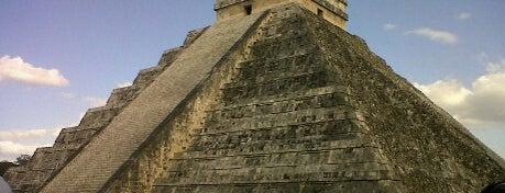 Zona Arqueológica de Chichén Itzá is one of Trips / Mexico.