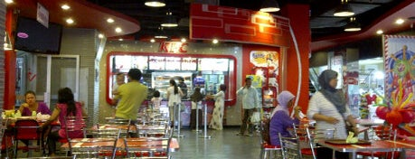 KFC is one of Pekalongan World of Batik.