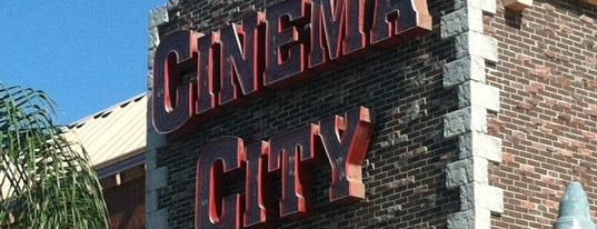 Cinema City Theatres is one of Theaters.