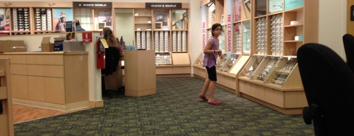 LensCrafters is one of Top picks for Clothing Stores.