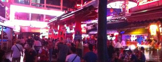 Big Dogs Bar is one of All Bars & Clubs: TalkBangkok.com.