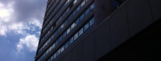 Hermina Tower B is one of kedvenc helyek.