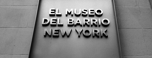 El Museo del Barrio is one of NYC Museums.