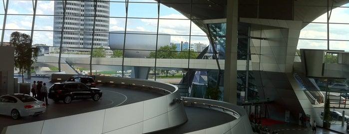 BMW Welt is one of Guía de Munich.