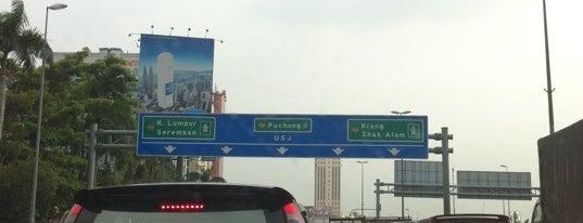 Persiaran Kewajipan Intersection is one of Highway & Common Road.