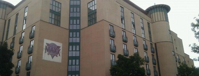 MAXX Hotel Jena is one of Hotels.