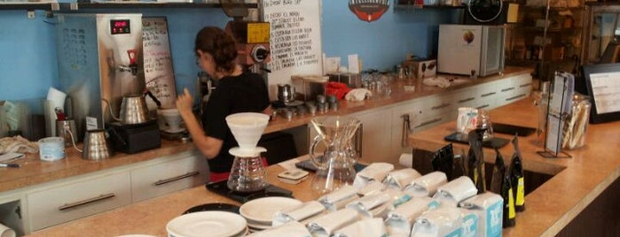 21st Street Coffee and Tea is one of Pittsburgh Indie Coffee.