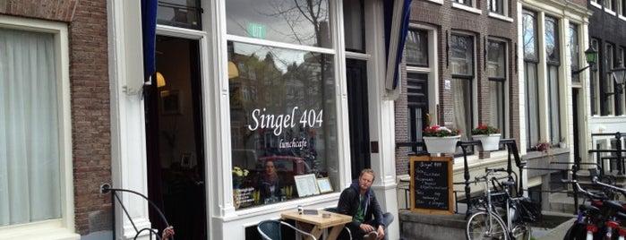 Singel 404 is one of My favorites in Amsterdam.