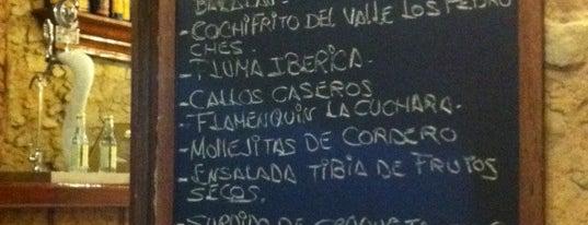 La Cuchara is one of Donde comer y dormir en cordoba.