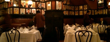 Sardi's is one of Literary Bars in Manhattan.