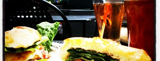 Parish Cafe & Bar is one of Sandwiches in Boston.