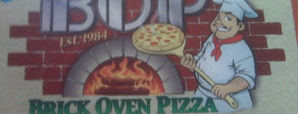 Brick Oven Pizza is one of Baltimore's Best Pizza - 2012.