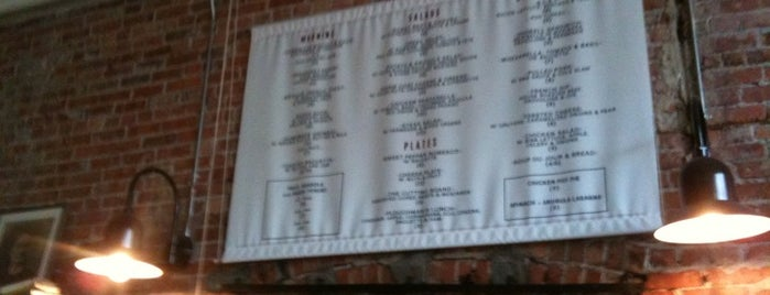 Oddfellows Cafe & Bar is one of Dinner.