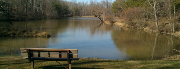 Haw River State Park is one of North Carolina.
